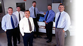 Fasta Courier Company & Taxi Trucks Executive Team