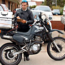 Fasta Couriers Motorbikes Perth